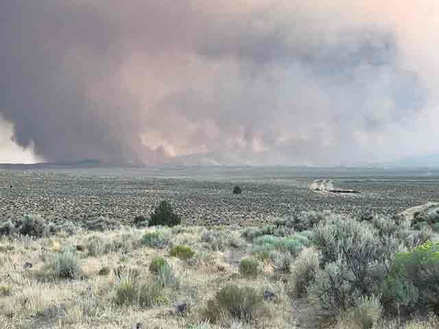 Oregon Fires 2018