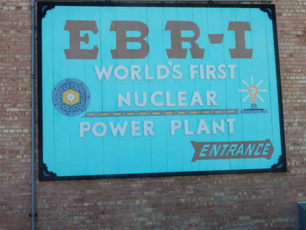 ERB-1 Nuclear Power Plant