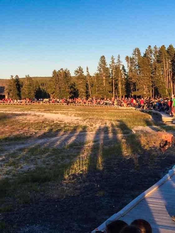 Yellowstone Motorcycle Trip