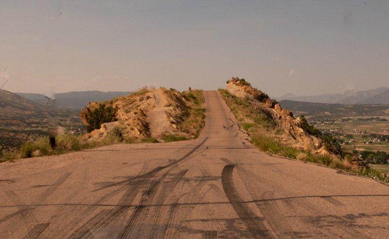 Skyline Road - Canon Colorado