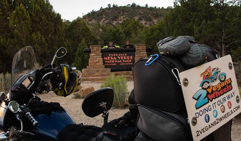 Southwestern Colorado Motorcycle Trip