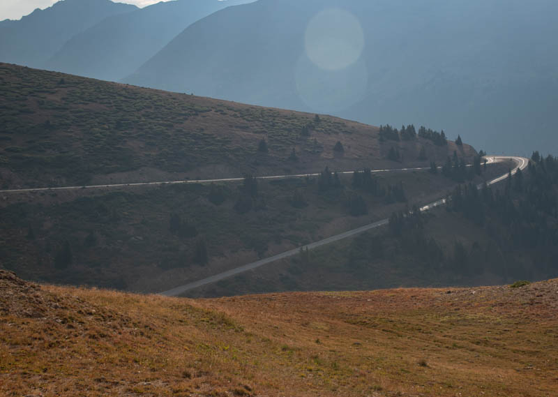 Photo of Independence Pass Road
