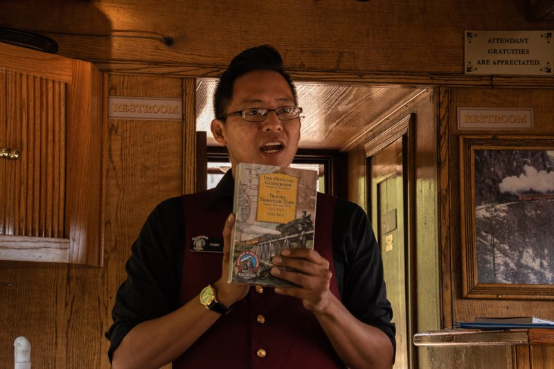 Durango & Silverton Railroad First Class Guide