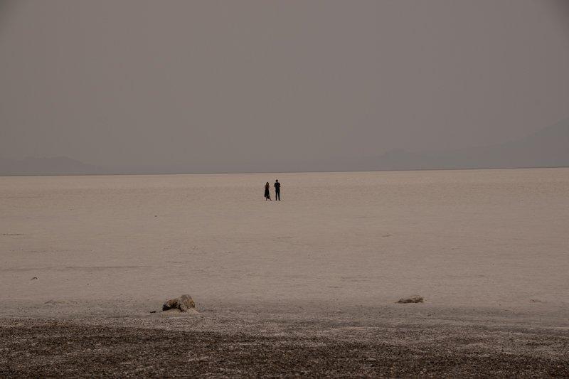 Bonneville Salt Flat