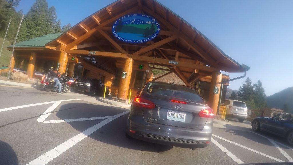 Colorado Motorcycle Trip