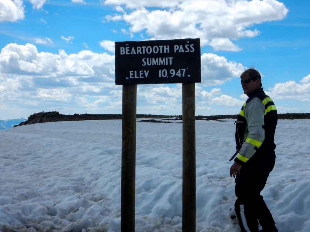 Planning Yellowstone/Grand Tetons motorcycle trip