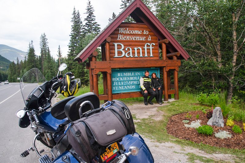 Banff Sign