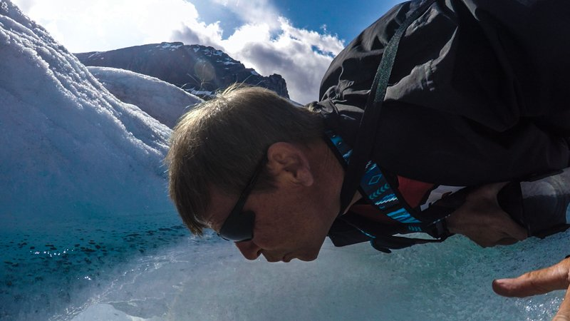 Athabasca Glacier Tour